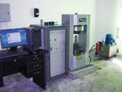 我公司为中铁十三局集团第一工程有限公司引进仪器设备