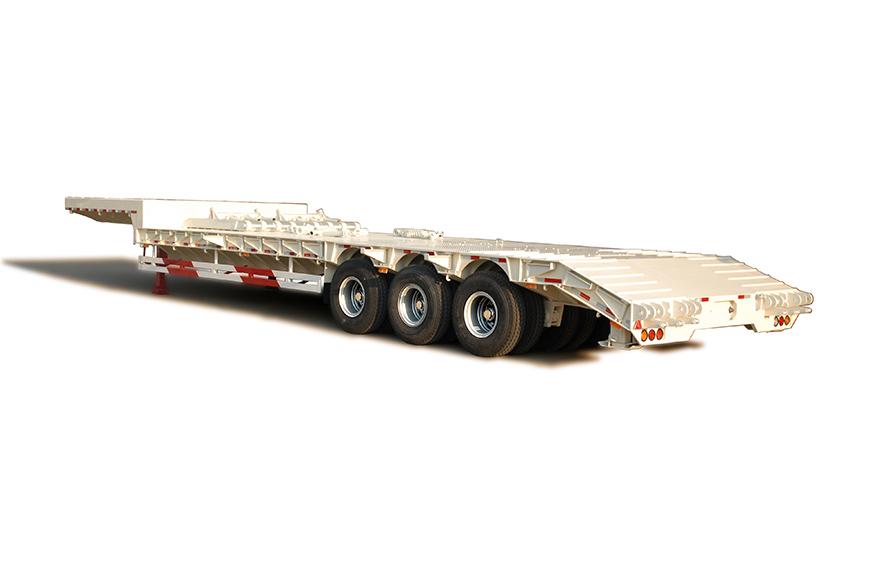 低平板(承载150吨)(后)